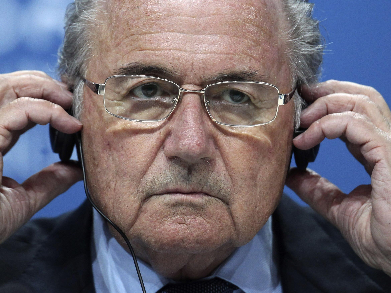 "Sepp Blatter wird Kolumnist bei ""Schweiz am Sonntag"""