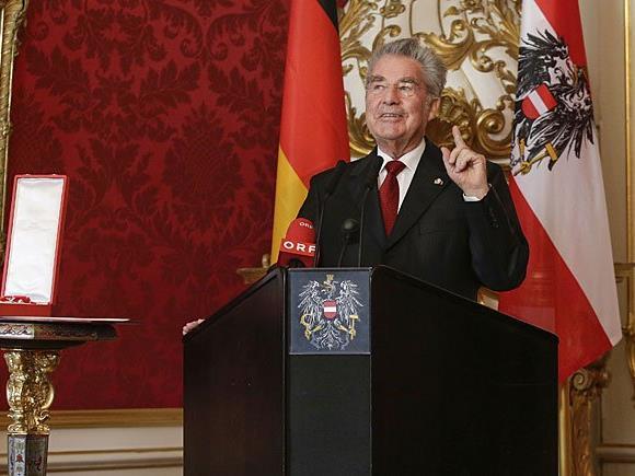 Heinz Fischer wird wieder Präsident - wenn auch nicht Bundespräsident