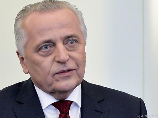 """Hundstorfer: """"Solidarität kann keine Einbahnstraße sein"""""""