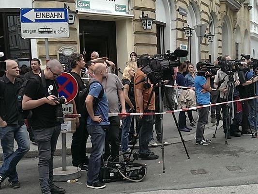 Österreich verschlechtert sich bei der Pressefreiheit