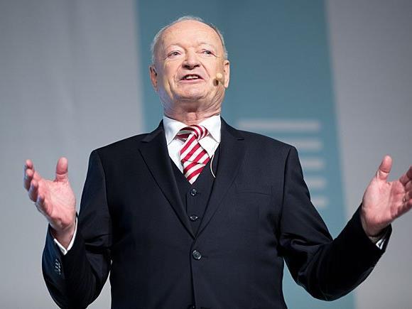 Bundespräsidentschaftskandidat Andreas Khol äußerte sich zur ÖVP-Rochade
