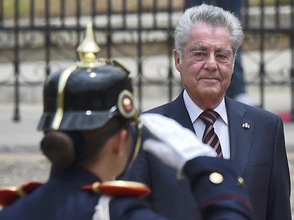 Das repräsentative Amt des österreichischen Bundespräsident.