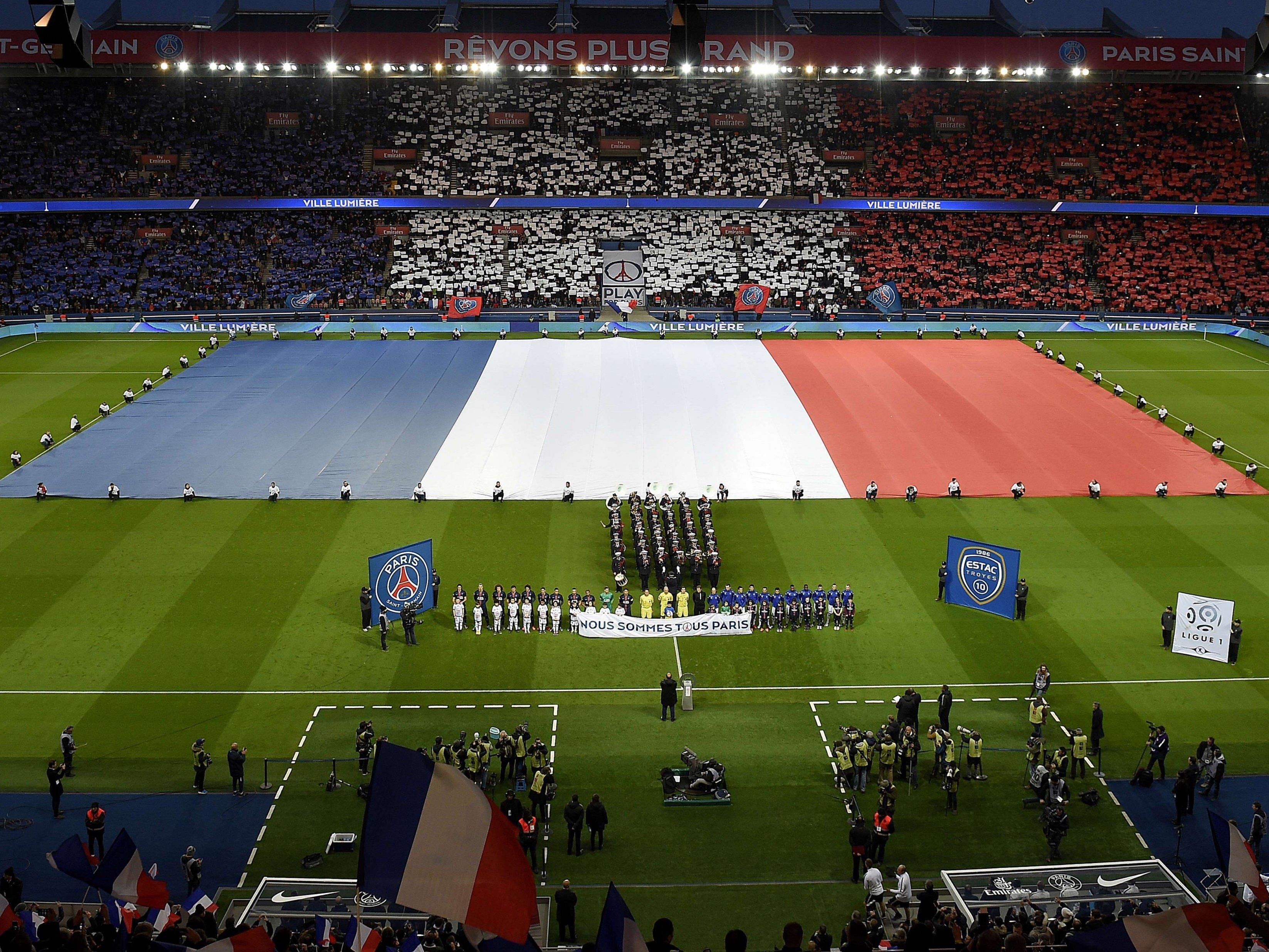 Die Terrorangst ist in Frankreich nach wie vor präsent.