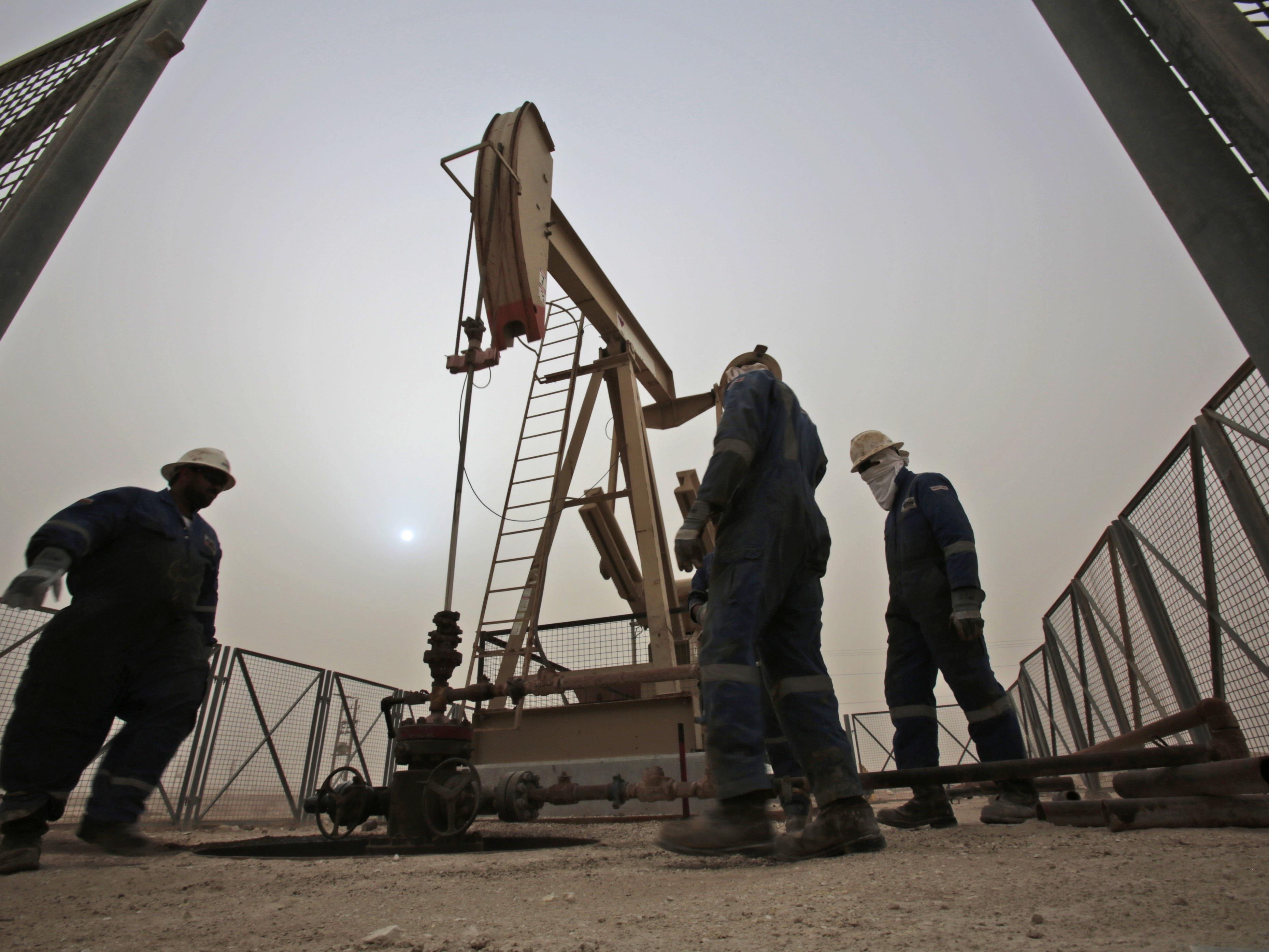 Das nächste OPEC-Treffen ist für den 2. Juni geplant.