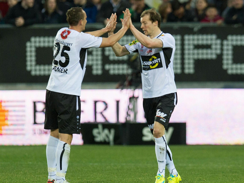 Für Mattersburg ist Wiedergutmachung im Heimspiel gegen Altach gefordert.