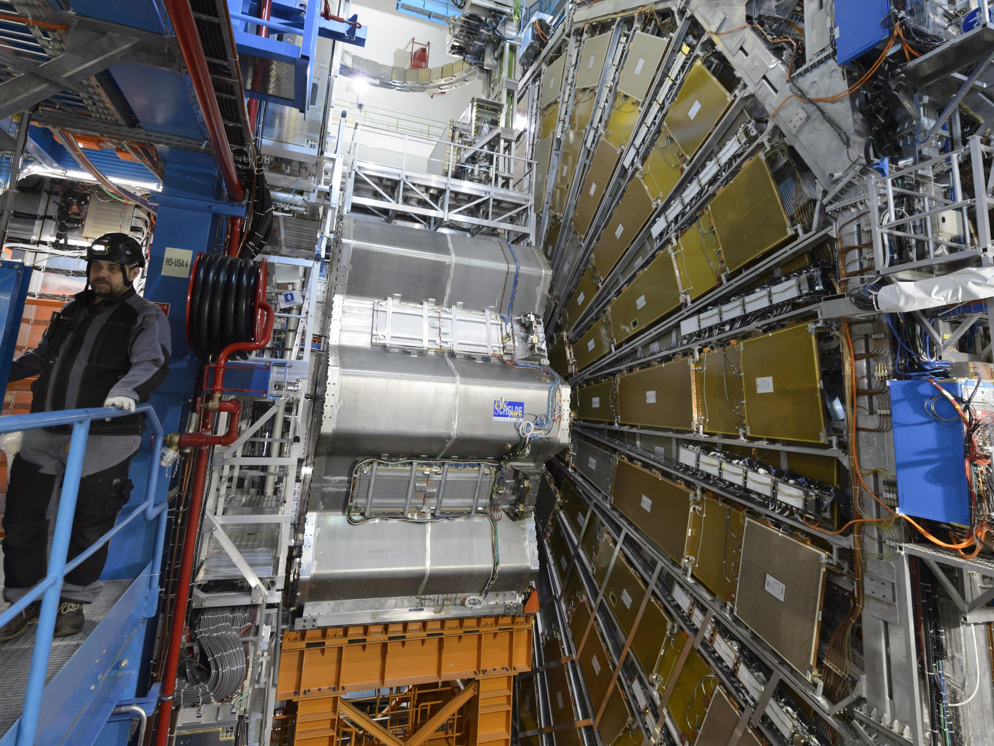 Die neuen CERN-Detektoren kommen aus Österreich.