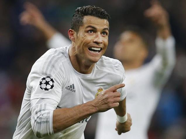 "Ronaldo war der ""Man of the Match"""