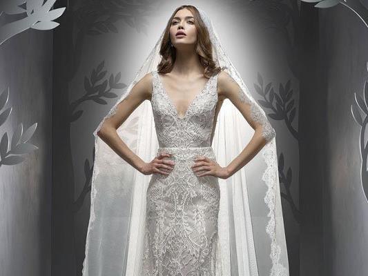 Welche Brautkleider liegen aktuell besonders im Trend?