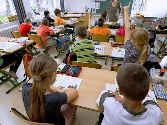 Die Deutsch-Tests schließen die umfassenden Schülertestungen ab.