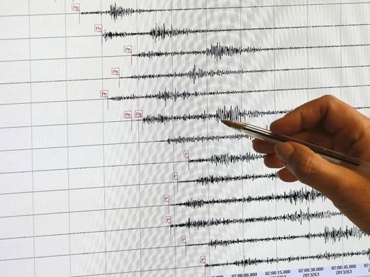 Ein Erdbeben im Osten Österreichs war spürbar