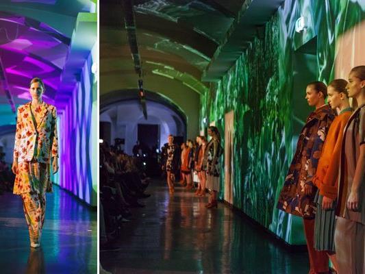 Mode und mehr gab es beim ersten Take Festival.