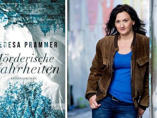 Teresa Prammers neues Buch.