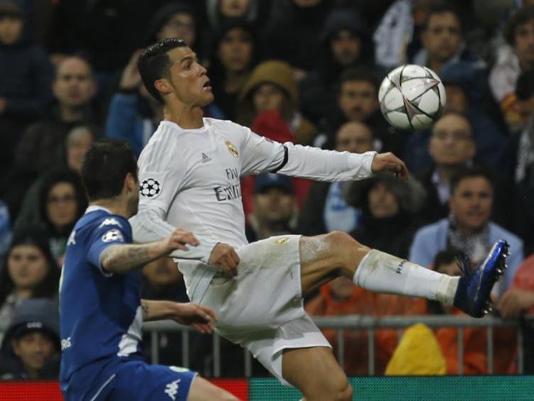 Matchwinner Ronaldo