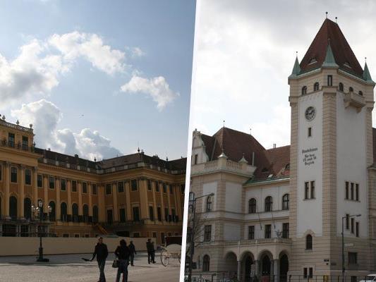 Reichlich Geschichte der Stadt findet sich auch in den Straßennamen in Hietzing