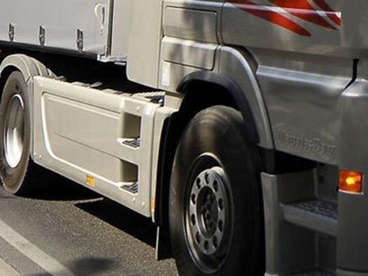 Der Lkw wurde in NÖ gestoppt.