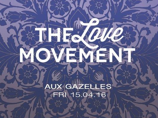 The Love Movement mit Pezo Fox werden für gehörig Stimmung sorgen