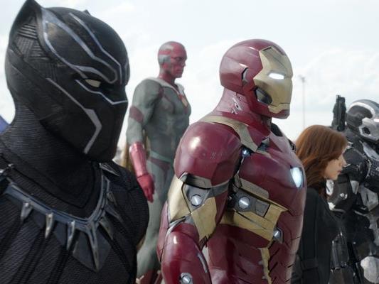 """Bei """"The First Avenger: Civil War"""" kommen nicht nur Comicfans auf ihre Kosten"""