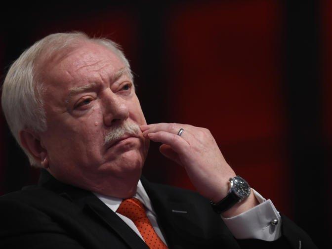 """Wiens Bürgermeister ist """"betroffen"""" über das Wahlergebnis."""