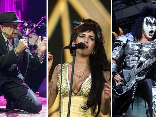 Jüdische Stars der Musikszene werden in der Schau beleuchtet.