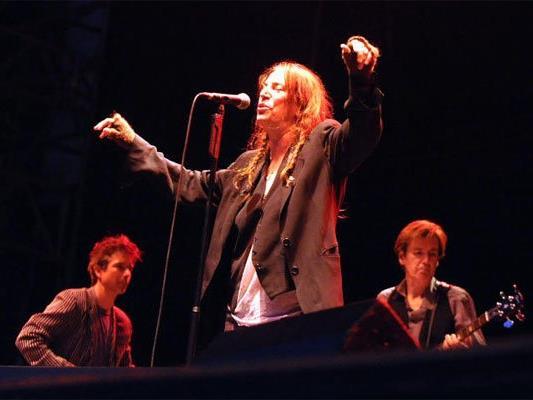 Patti Smith gibt sich am 4. Juli live die Ehre in Wien.