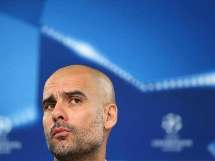 """Guardiola will mit den Bayern das """"Triple"""" holen"""