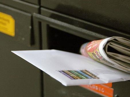 Ein drogenabhängiger Mann machte sich in Penzing an Postkästen zu schaffen