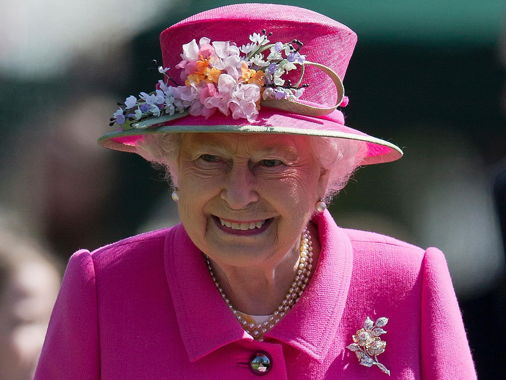 90 Jahre und man merkt es ihr nicht wirklich an: Queen Elisabeth II.