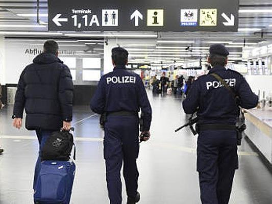 Der Trafikräuber wurde in Schwechat festgenommen.