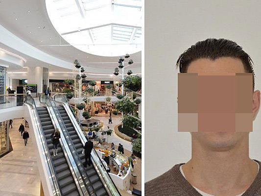 Dieser Mann wurde gesucht (Bild nachträglich unkenntlich gemacht)