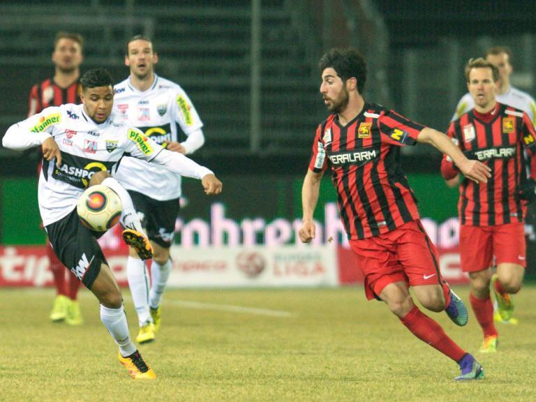 Ismael Tajouri-Shradi steht den Altachern wieder zur Verfügung