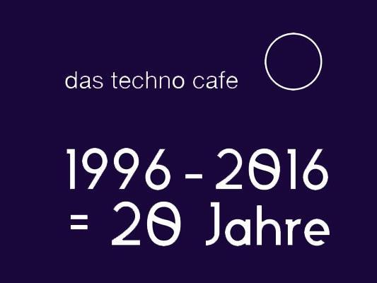 Das Techno Cafe feiert 20-jähriges Jubiläum