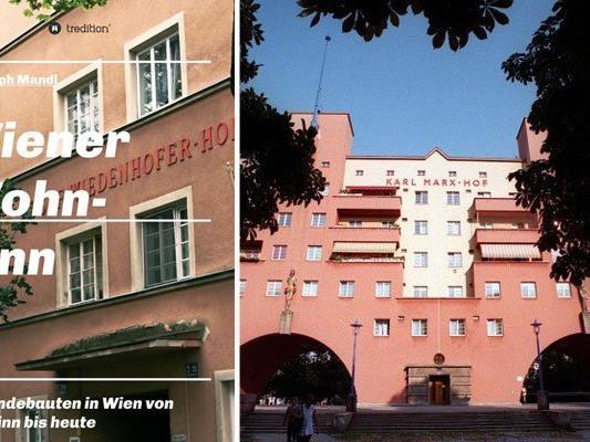 Der Wiener Gemeindebau von den Anfängen bis zur Gegenwart wird in dem Buch erfasst