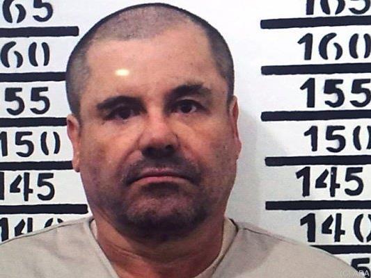 """""""El Chapo"""" wird ausgeliefert"""