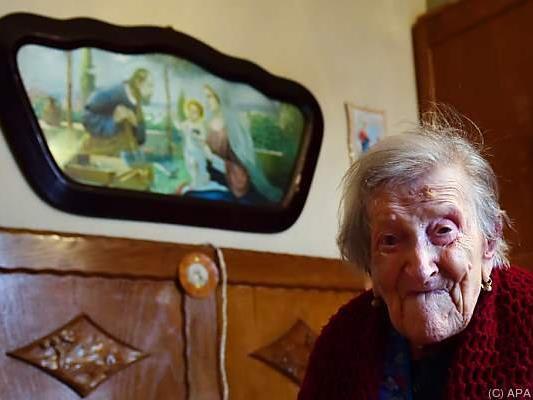 Emma Morano wurde am 29. November 1899 geboren