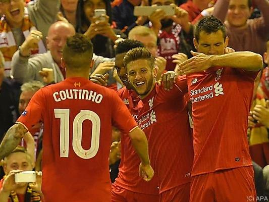 Liverpool war zu stark für Villarreal