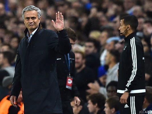 Beerbt Mourinho Van Gaal?