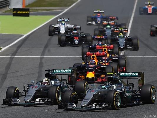 Kehrt bei Mercedes wieder Ruhe ein?