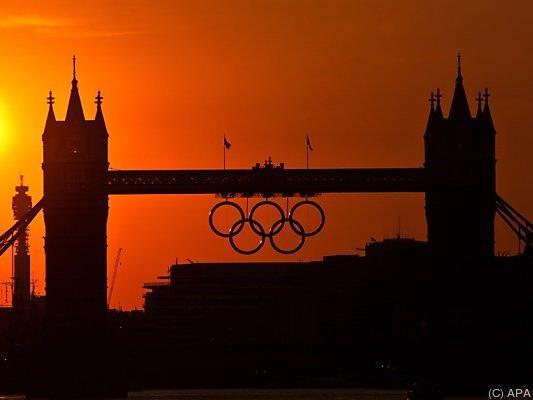 2012 fanden die Spiele in London statt