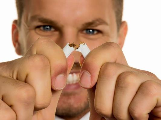 Viele Raucher brauchen mehrere Anläufe bis zur endgültigen Entwöhnung.