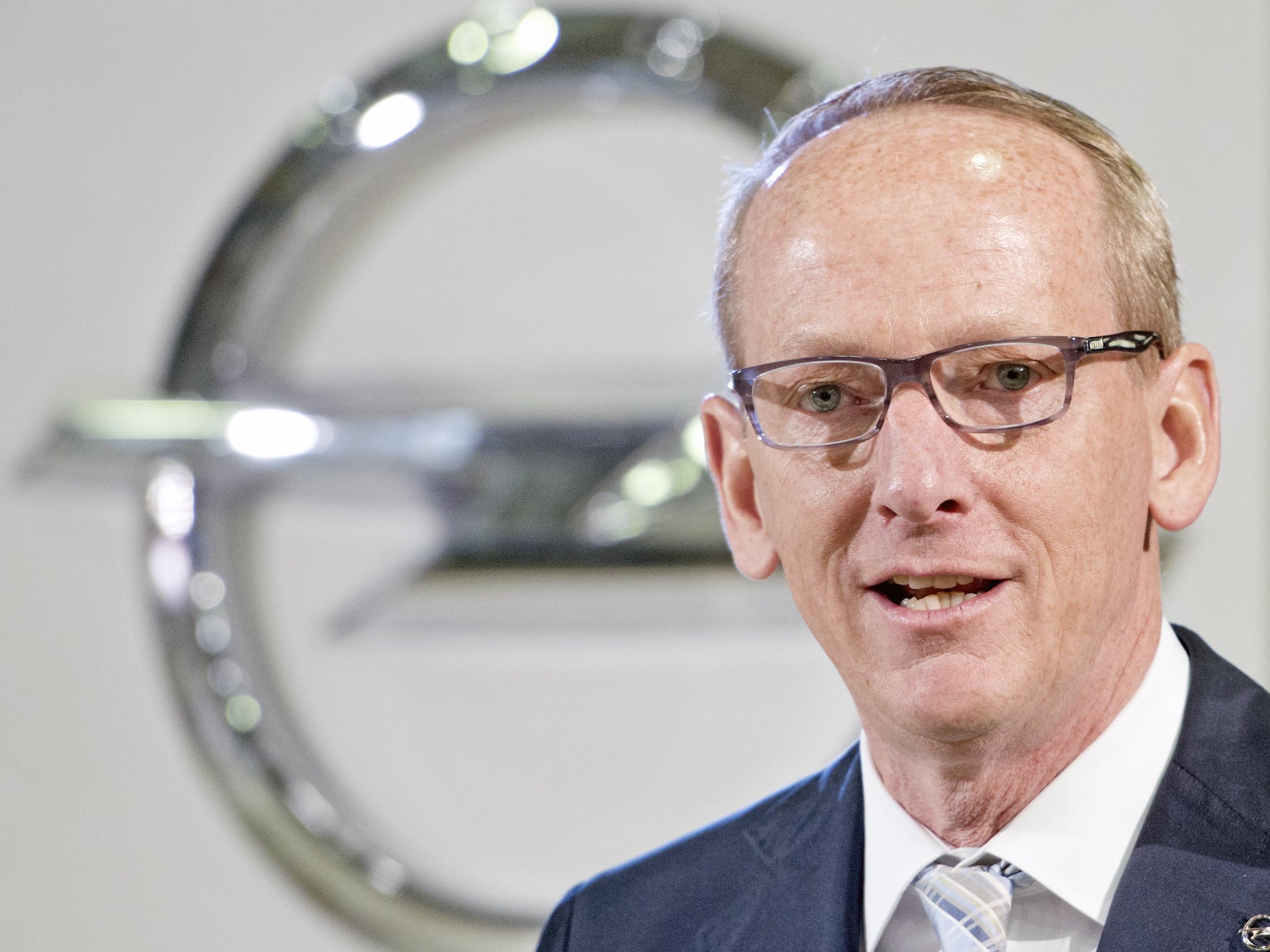 Opel-Chef Karl-Thomas Neumann.