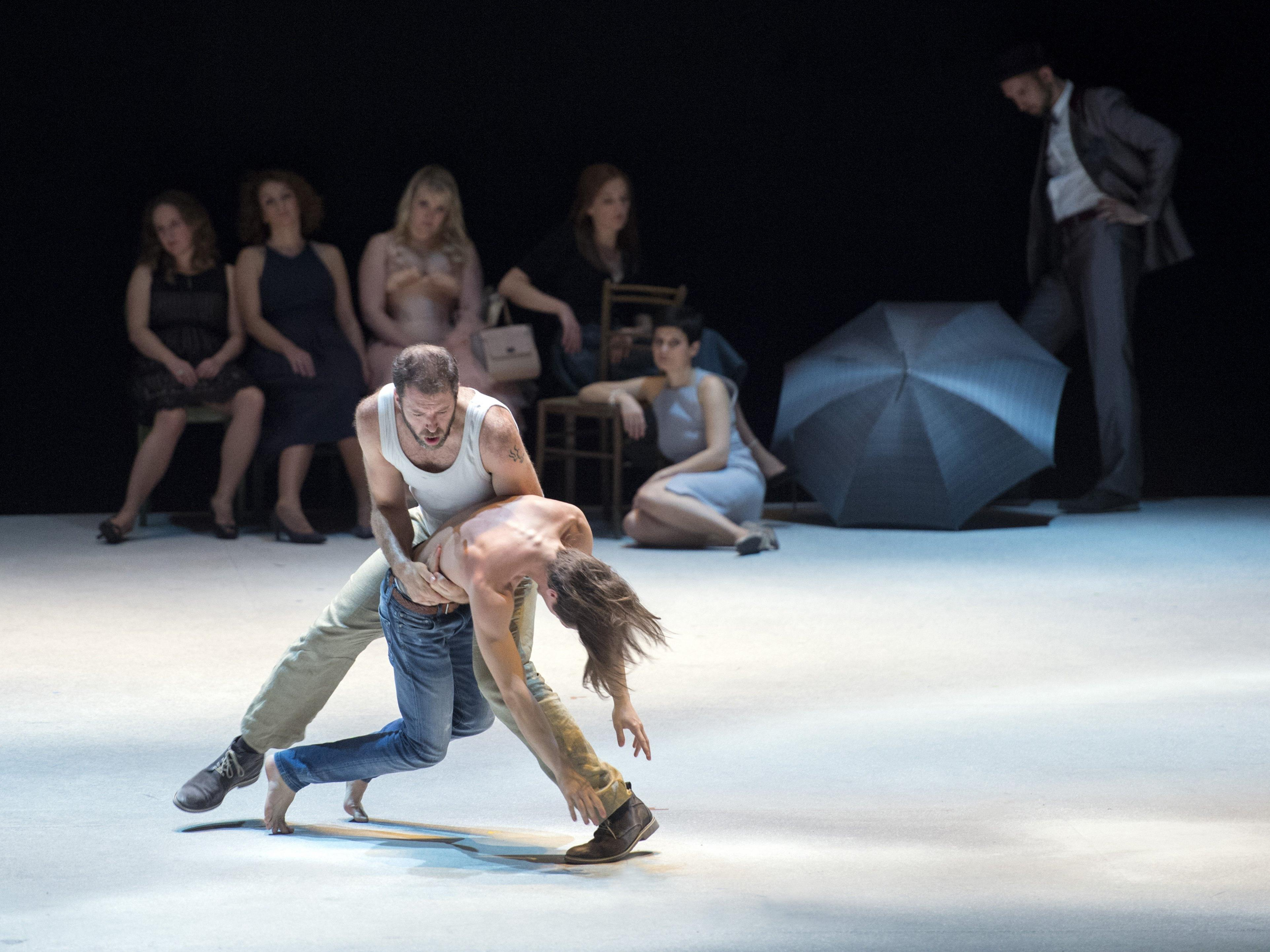 """Preis für Theater an der Wien: Das Stück """"Peter Grimes"""" wurde ausgezeichnet."""