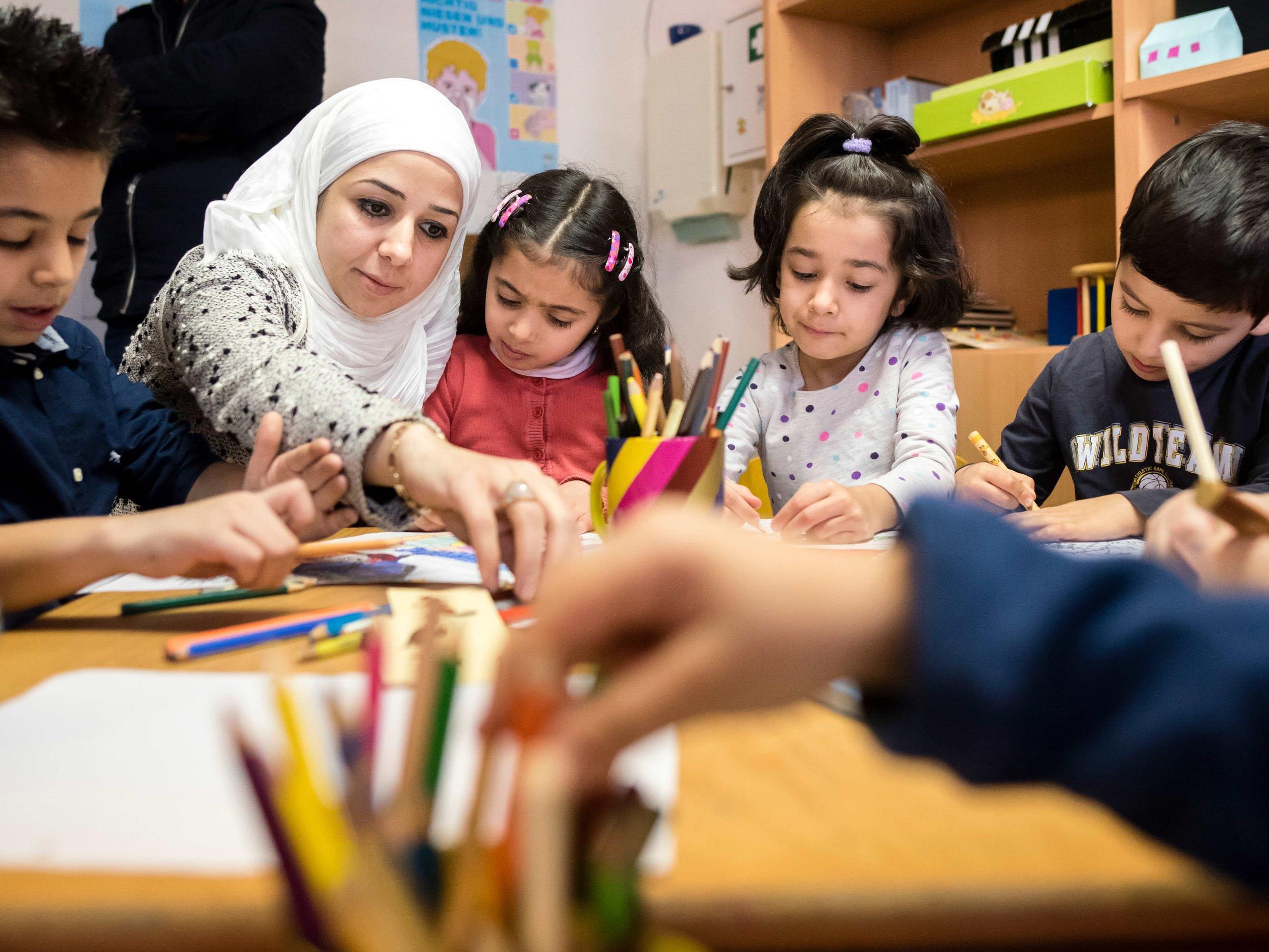90.000 Kinder und Jugendliche sind ohne Familienangehörige nach Europa geflohen.