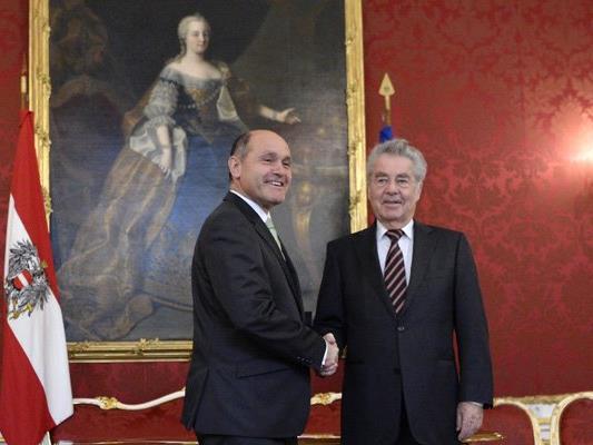Wie mächtig ist der Bundespräsident in Österreich?