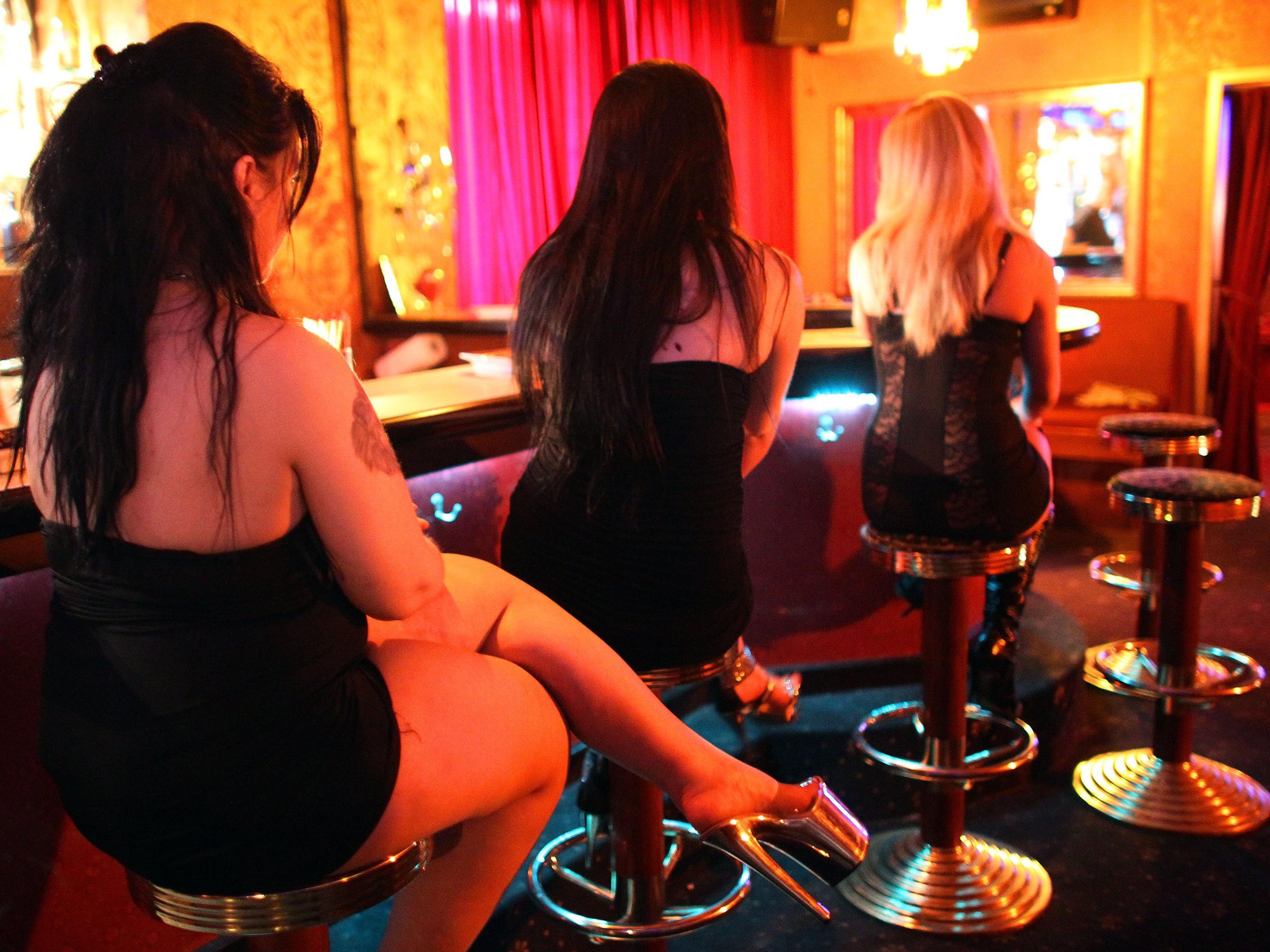 Weltweit gibt es unterschiedliche Meinungen zum Thema Prostitution.