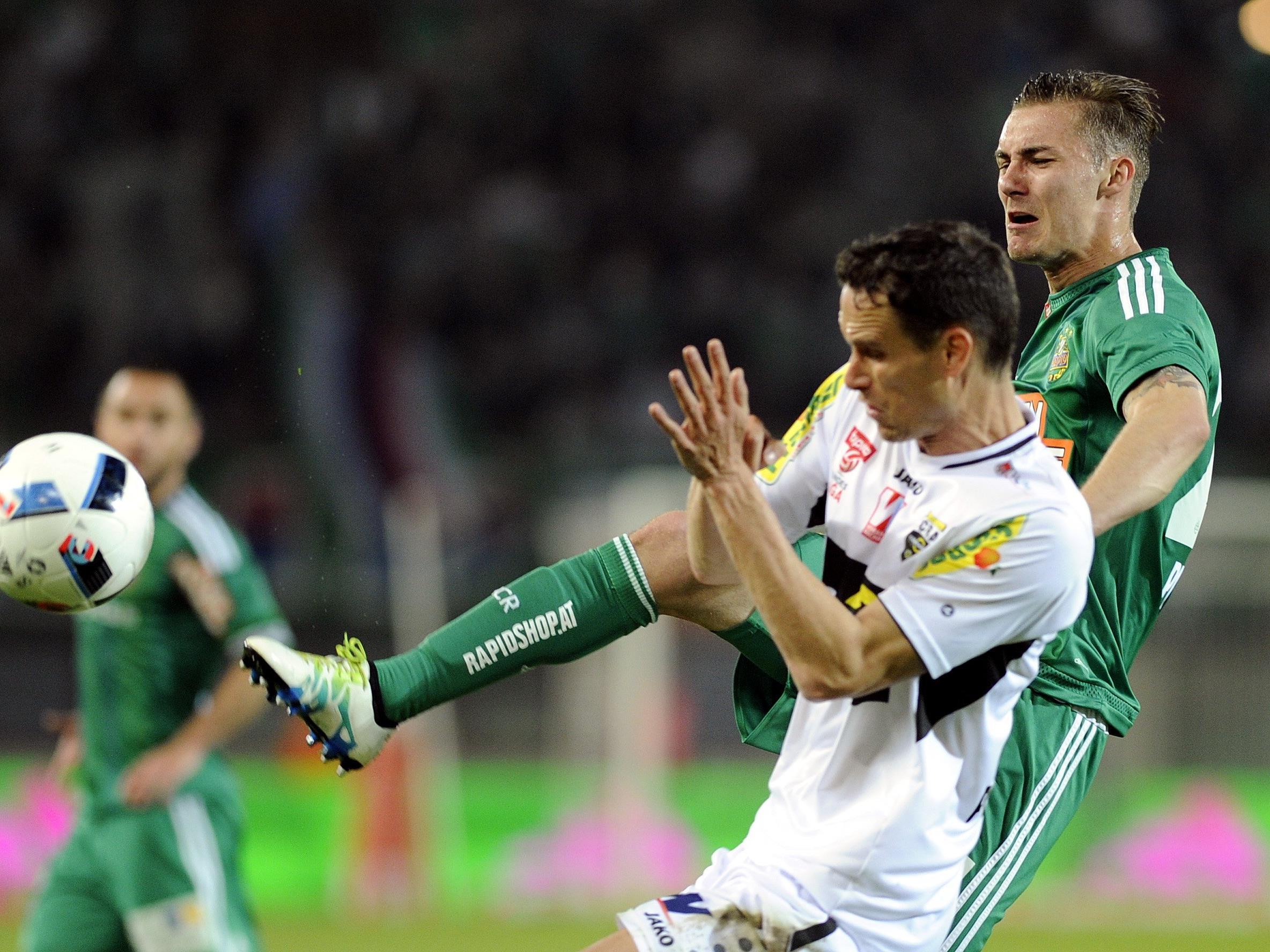 Das sind die Meinungen zum Spiel Rapid Wien gegen Altach.