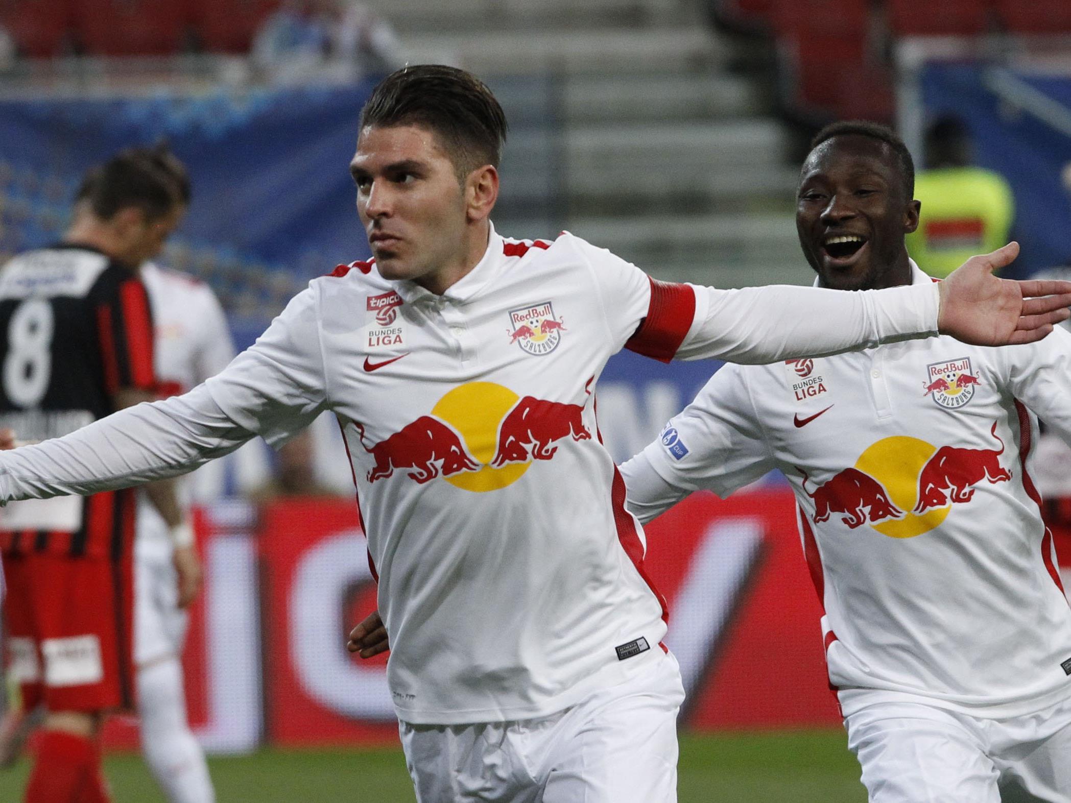Red Bull Salzburg feiert im ÖFB-Cup einen 5:0-Kantersieg über Admira.