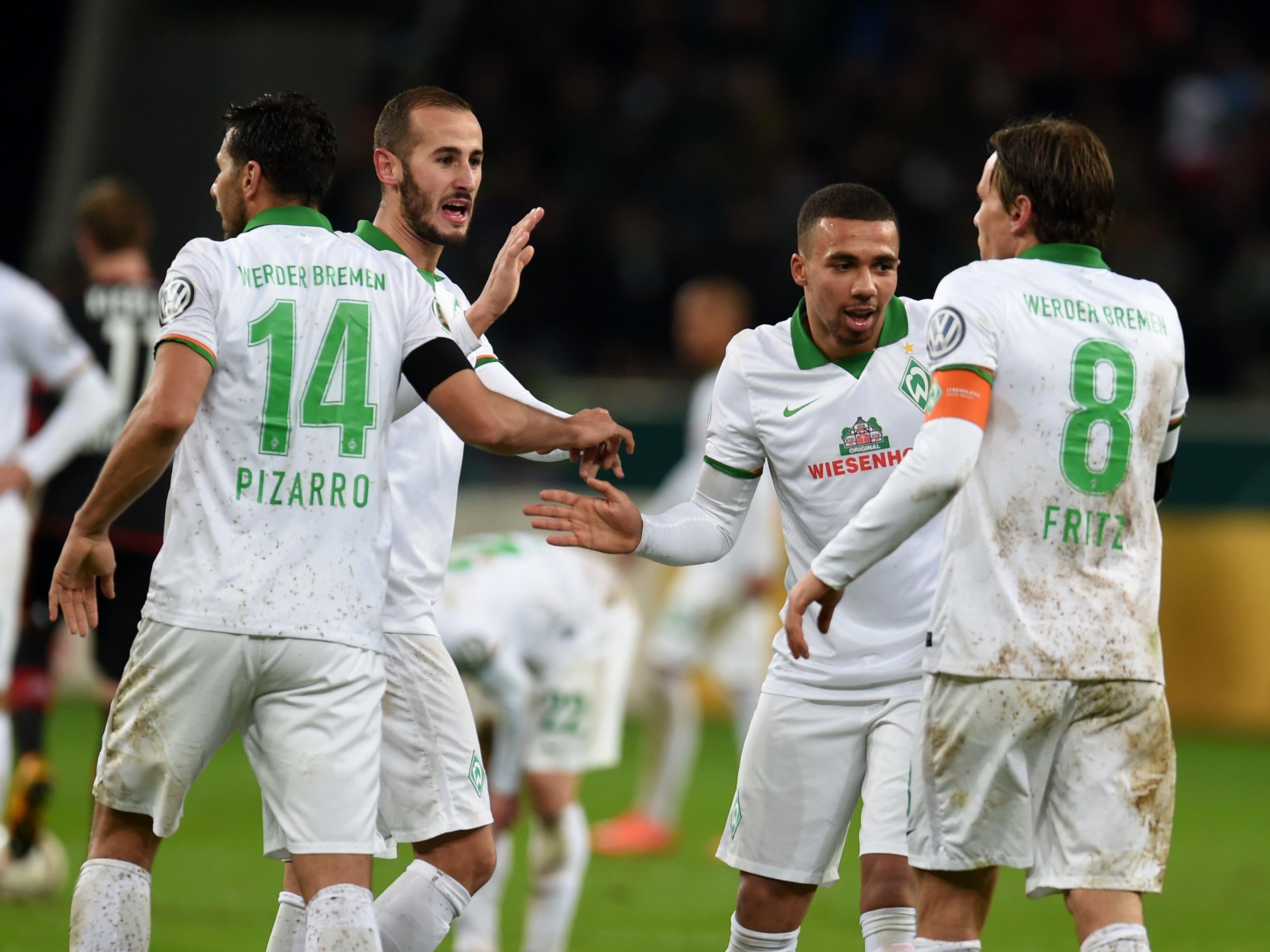 Selten war die Brisanz so groß wie vor dem 100. Bundesliga-Duell zwischen Werder Bremen und dem VfB Stuttgart.