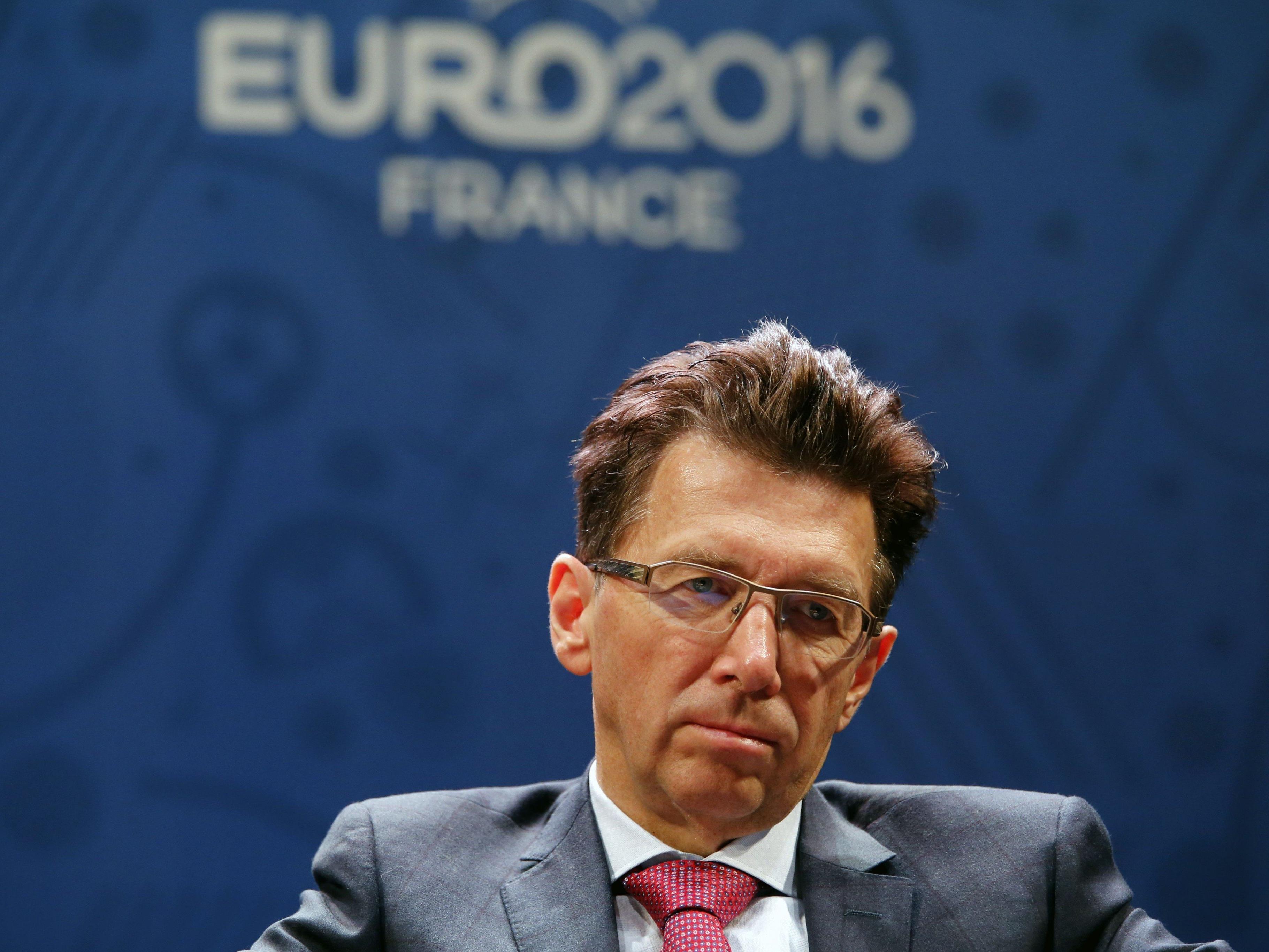 Turnierdirektor Martin Kallen über die anstehende EURO in Frankreich.