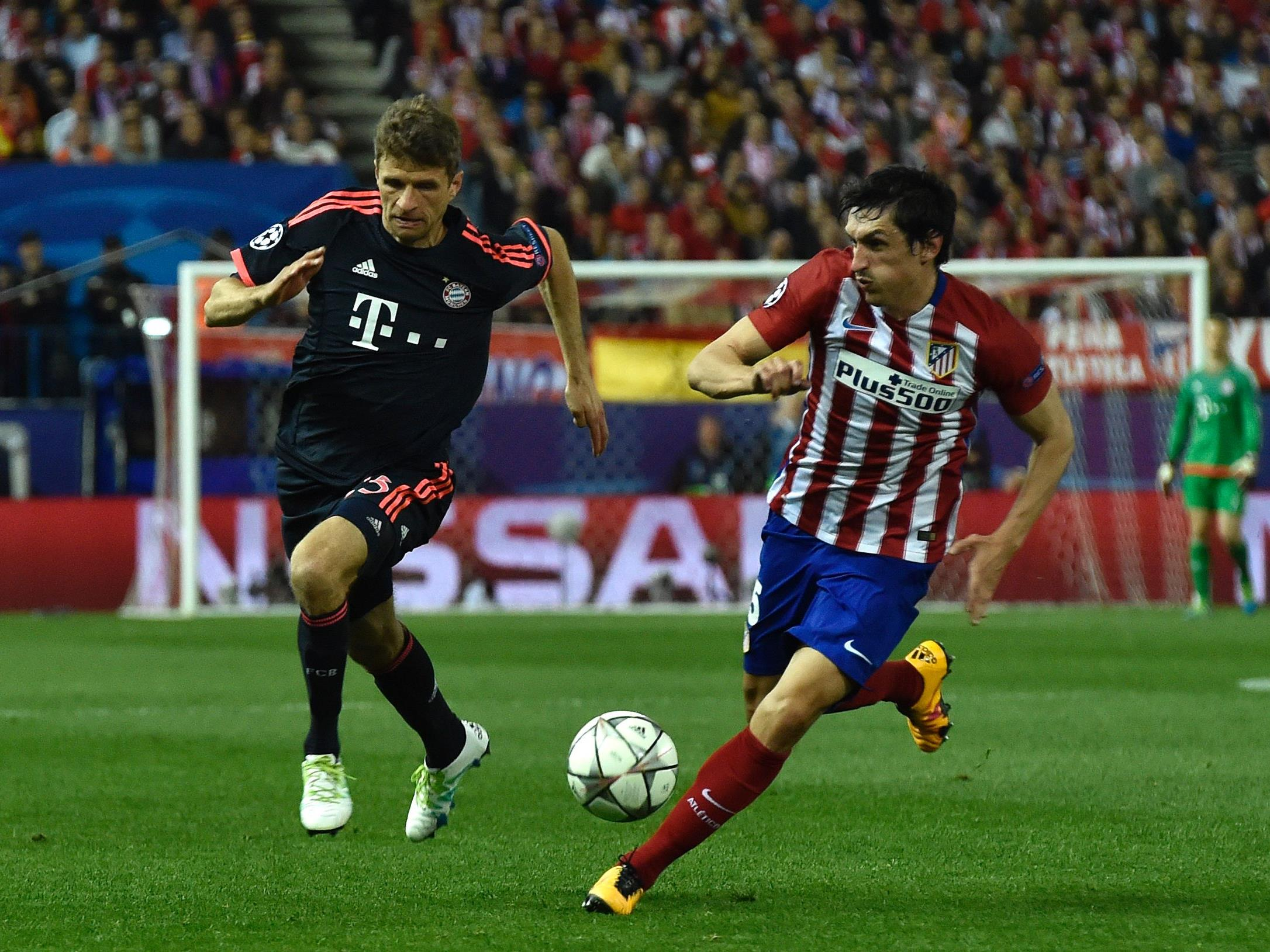 Bayern München steht im Rückspiel gegen Atlético Madrid unter Druck.