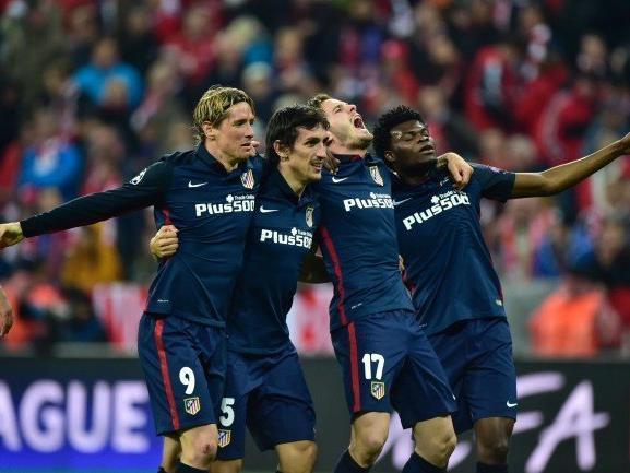 Atletico jubelt über den zweiten Finaleinzug nach 2014.